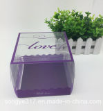 Caixa de bolacha com bolo de estimação de categoria alimentícia