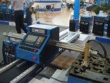 Fase portátil 1 220V 60Hz da máquina de estaca do plasma do gás do CNC