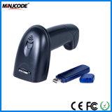 Hochgeschwindigkeitsdrahtloser Scanner des Barcode-433Hz, 400m Kommunikations-Abstand u. bis 400, 000 Barcode-Speicher, Mj2820