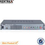 amplificador do equalizador da potência de 15W RMS mini com USB (AV-8801)