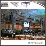 イベントのための装飾的なアルミニウム屋内軽い上昇のトラスシステム