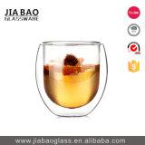 420ml de klassieke Kop van de Koffie van het Glas van de Muur van Borosilicate van het Ontwerp Dubbele