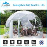 Ясный пластичный роскошный портативный шатер крышки купола Igloo сада Bhs