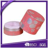 China Supplier Papel de cartón Cosméticos Empaquetado Tubo Caja