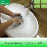 Eliminazione dei rifiuti di manutenzione della macchina dei guanti dell'esame di controllo di qualità