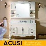 유럽식 최신 판매 백색 단단한 나무 목욕탕 허영 (ACS1-W11)