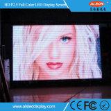 HD P2.5 farbenreicher LED-Innenbildschirm