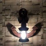 Новейшей конструкции деревянных внутри дерева настенный светильник малых лодки лампы Vintage старинные лампы