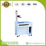20W de Machine van de Teller van de Laser van de Vezel van de Desktop voor de Platen van het Metaal/van het Staal/Plastiek