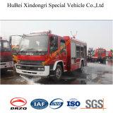 пожарная машина Euro3 воды 5ton Isuzu