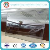 3-8 mm baixa de vidro temperado e vidro com AS/NZS 2208