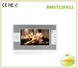 7 LCD van de Kleur van de Aanraking van de duim VideoDeurbel Doorphone