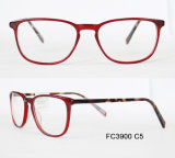 Super Slim Super Light Acetate Handmade Lady Optical Frame
