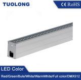 6063 IP67 de aluminio extruido LED lineal Longitud personalizada luz enterrada Uplighting LED 36W