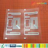 Anti-couterfeit NTAG216 TT NFC modifica del contrassegno di ISO18092 RFID