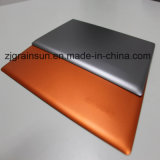 Plaque en aluminium pour le panneau arrière de l'iPad