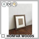 Cadre de photo en bois massif en bois massif