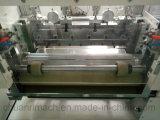 Fita adesiva lateral dobro, não desperdício, máquina de estaca da abertura com função de Sheeter