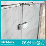 Прикрепленное на петлях чистой резкой приложение ливня с рамкой алюминиевого сплава (SE910C)