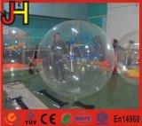 Qualitäts-Wasser-Walzen-Kugel-aufblasbare Wasser-Kugel auf Pool