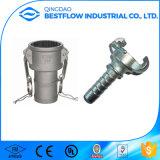 Accoppiamento di tubo flessibile adatto del Camlock dell'acciaio inossidabile