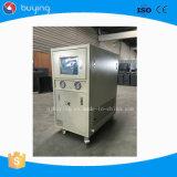 Réfrigérateur refroidi à l'eau 9kw de soufflage de corps creux de la Chine à 180kw