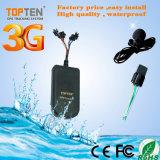 Dispositivos de rastreamento 3G para carros com 4 entradas digitais (GT08-KW)