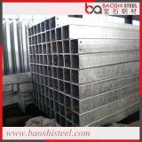 Tubulação de aço quadrada galvanizada quente principal da qualidade ERW