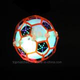 Lumière imperméable à l'eau du football de PVC DEL/lumière décorative/lumière de décoration pour le cadeau promotionnel