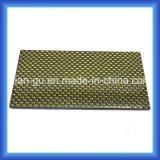 3k金銀製の絹カーボンファイバー・ボード