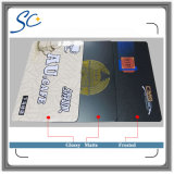 Impressão de cartão PVC PVC