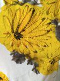 L'été chrysanthème Pure imprimé Mesdames Joli T-Shirt
