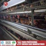 Cage galvanisée de poulet de couche à vendre