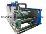 Máquina comercial do fabricante de gelo do floco para a pesca (fábrica de Shanghai)