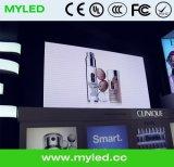 Экран напольный рекламировать индикации СИД напольного фронта P10 открытый видео-