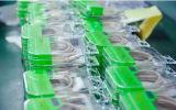 Or de vitesse rapide/argent/gris/câble caractéristiques tressés en nylon de Rose 1m