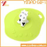 형식 컵 매트 (YB-HR-80)를 가진 방열 고품질 실리콘 컵 뚜껑