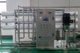 Piccolo impianto di per il trattamento dell'acqua