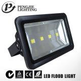 luz de inundación al aire libre de la iluminación LED de 200W IP65 con 5 años