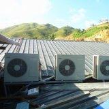 مصغّرة شقّ جدار يعلى شمسيّ يزوّد هواء مكيّف مع [9000-24000بتث]
