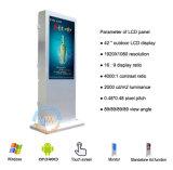43 polegadas LCD Monitor de publicidade exterior com acúmulo no arrefecedor de ar (MW-431OE)