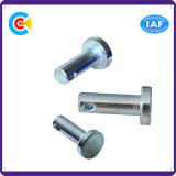 Acier en acier au carbone Axis for Bridge Railway / Machinery / Industry / Fasteners