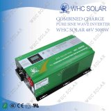 fuera de la red inversor solar celular con cargador de 48V 5000W