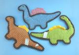 Unstuffed Rana adorable juguete para mascotas para jugar