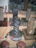 Sculpture en granit naturel des Fontaines pour la série de jardin