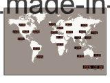 24 grande ville grande LED Digital Time Horloge murale en usine Prix