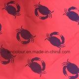 80% nylon 20% Spandex Aop tissu pour maillots de bain