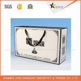 Bolsas de papel de encargo del fabricante profesional con la maneta