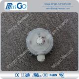 Regolatore di pressione differenziale dell'aria per i sistemi di ventilazione