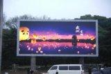 Panneau de publicité polychrome extérieur P8 d'Afficheur LED